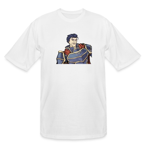 Hector Laugh Single - Men's Tall T-Shirt