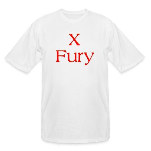 X Fury - Men's Tall T-Shirt