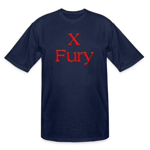 X Fury - Men's Tall T-Shirt