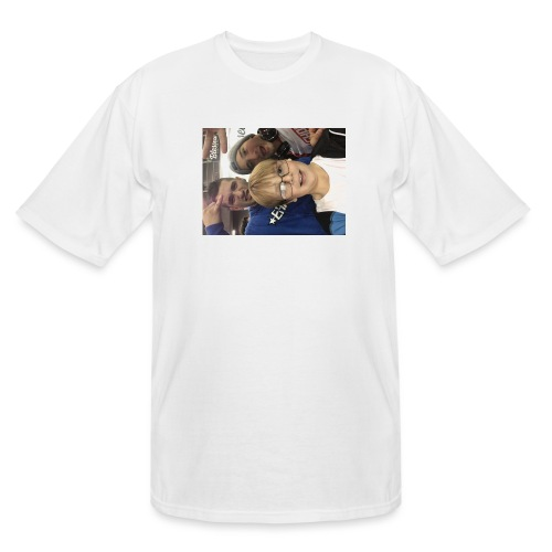 Me with raka raka - Men's Tall T-Shirt