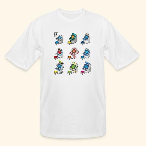 Pixelcandys - Men's Tall T-Shirt