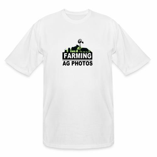 Farming Ag Photos - Men's Tall T-Shirt