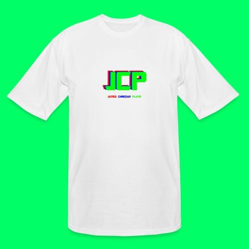 James Christian Plays! Original Set - Men's Tall T-Shirt