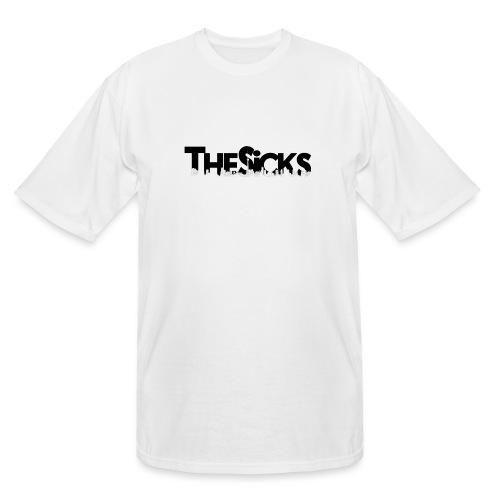The Sicks - logo black - Men's Tall T-Shirt