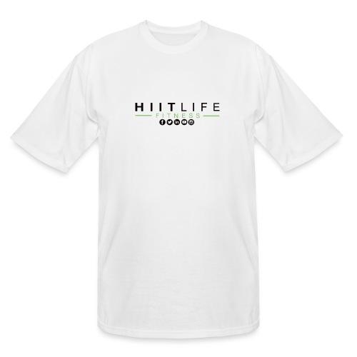 HLFLogosocial - Men's Tall T-Shirt