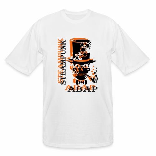 Steampunk Skull - Men's Tall T-Shirt