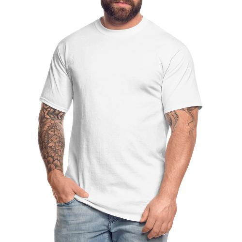 got fufu Women Tie Dye Tee - Pink / White - Men's Tall T-Shirt