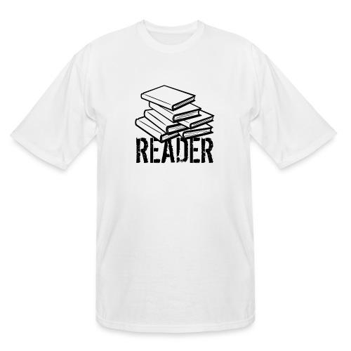 reader - Men's Tall T-Shirt
