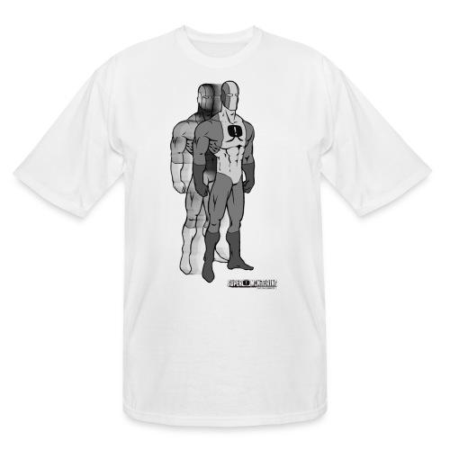 Superhero 9 - Men's Tall T-Shirt