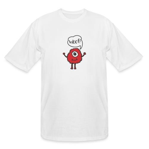 Woof Monster - Men's Tall T-Shirt