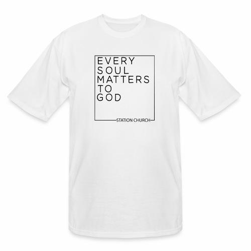 ESMTG Black - Men's Tall T-Shirt