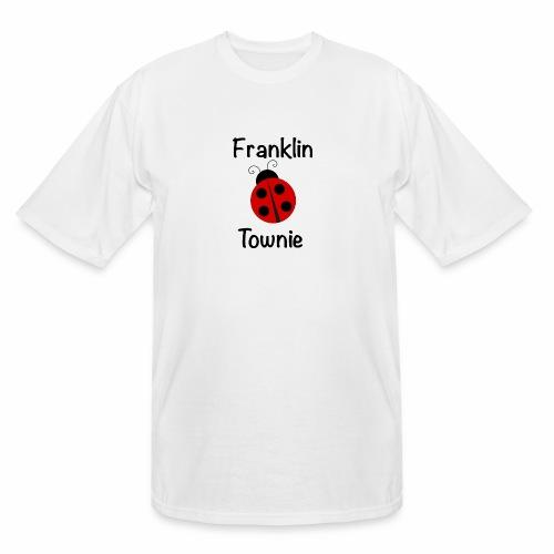Franklin Townie Ladybug - Men's Tall T-Shirt