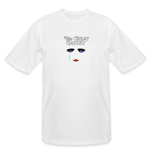 girlyteegraphic - Men's Tall T-Shirt