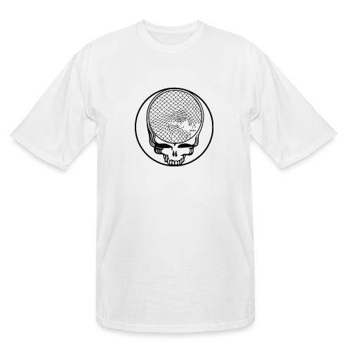 Clip Your Face - Men's Tall T-Shirt