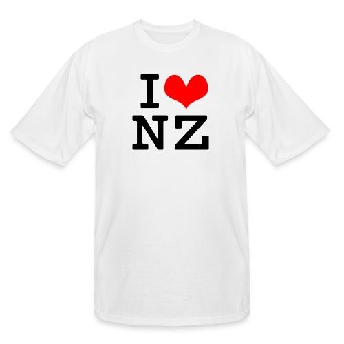 I Love NZ - Men's Tall T-Shirt