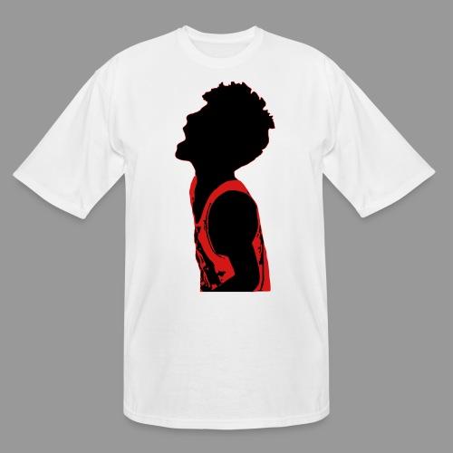 Mohawk Kid - Men's Tall T-Shirt