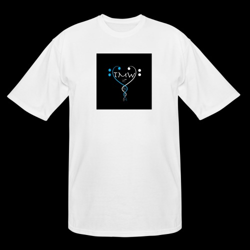 the music within logo - Men's Tall T-Shirt