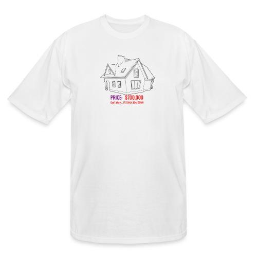 Fannie & Freddie Joke - Men's Tall T-Shirt