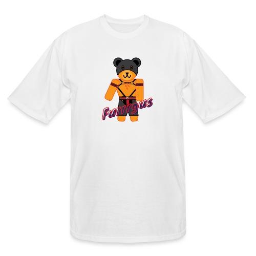 Leather Furrrgus - Men's Tall T-Shirt