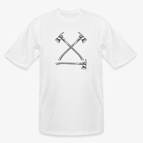 fire 5 - Men's Tall T-Shirt