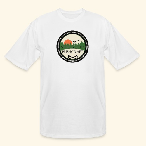 Nova Scotia Bushcraft - Men's Tall T-Shirt