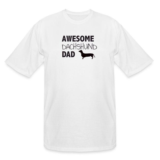 Awesome Dachshund Dad