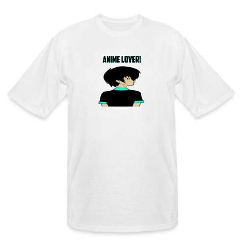 anime lover - Men's Tall T-Shirt