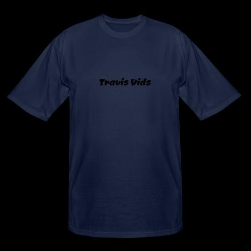 White shirt - Men's Tall T-Shirt