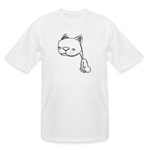 Meowy Wowie - Men's Tall T-Shirt