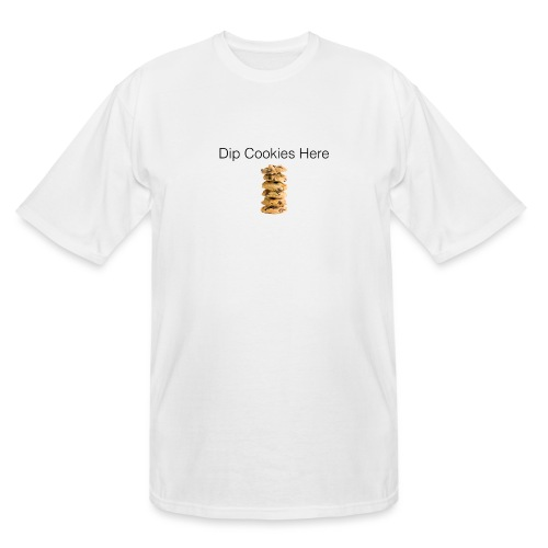 Dip Cookies Here mug - Men's Tall T-Shirt