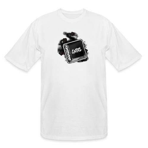 New CNTRL Logo - Men's Tall T-Shirt