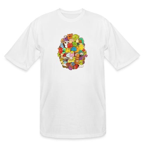 Doodle for a poodle - Men's Tall T-Shirt