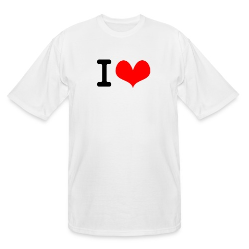 I Love what - Men's Tall T-Shirt