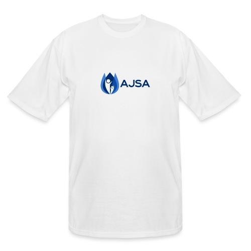 AJSA Bleu - Men's Tall T-Shirt