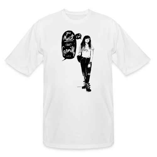 Valentine M. Smith x Carmilla - Men's Tall T-Shirt