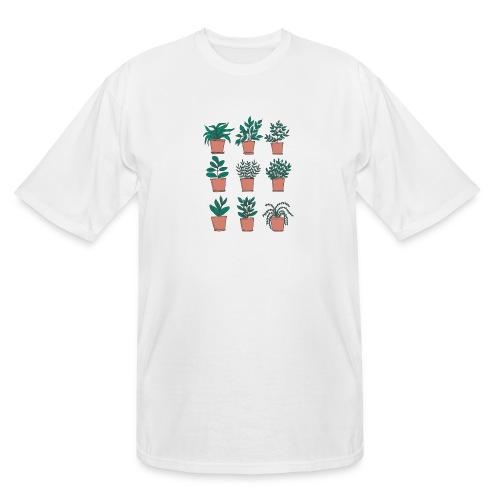 Flowerpots - Men's Tall T-Shirt