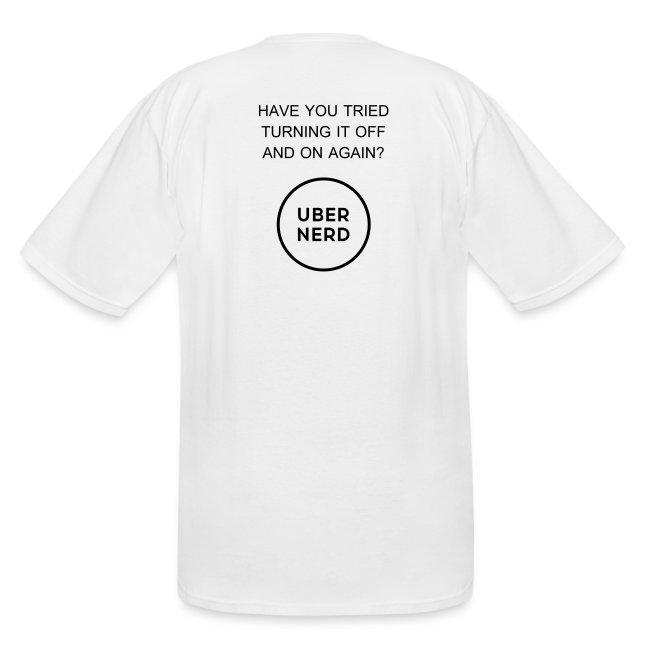 uber nerd logo