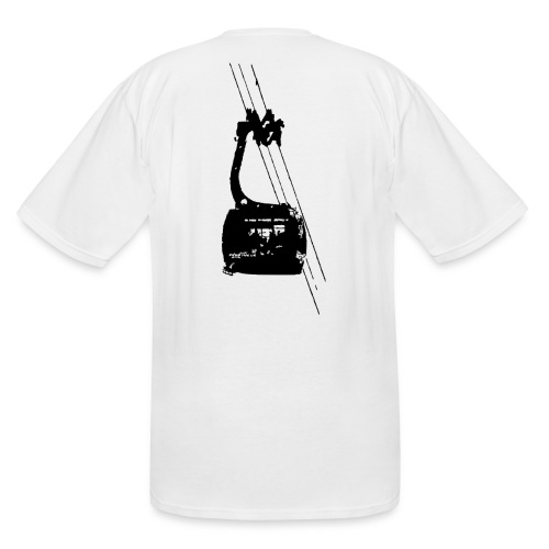 Ski Tram - Men's Tall T-Shirt