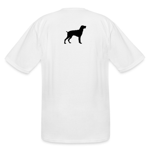 German Wirehaired Pointer - Men's Tall T-Shirt