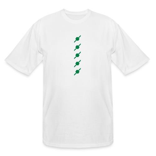 fivehex vector - Men's Tall T-Shirt