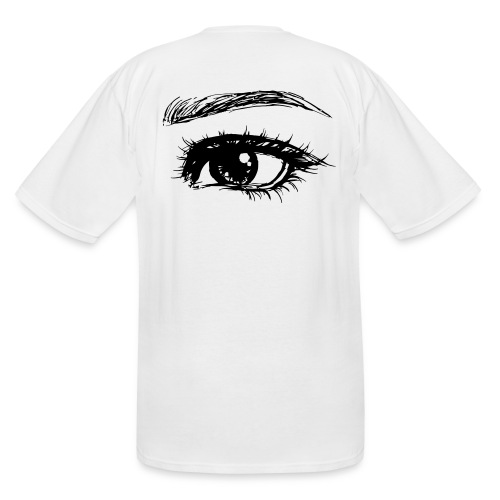 eye - Men's Tall T-Shirt