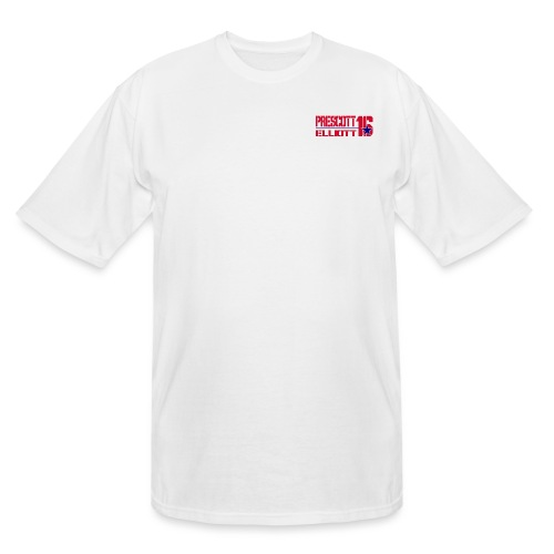 Prescott/Elliott 16 - Men's Tall T-Shirt