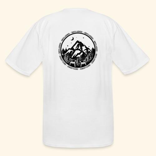 Bellingen Mountain Ranges - Men's Tall T-Shirt