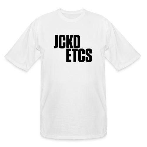 JE_BACK - Men's Tall T-Shirt