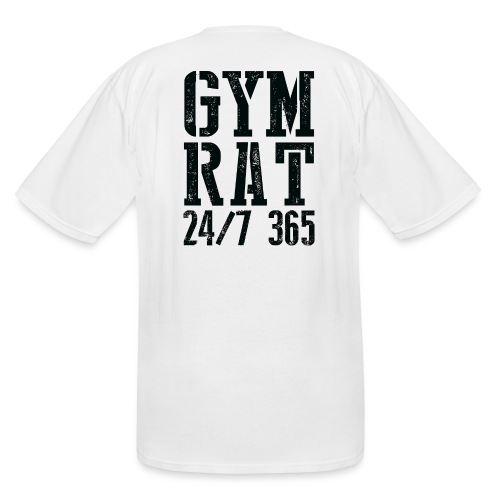 Gym Rat - Men's Tall T-Shirt