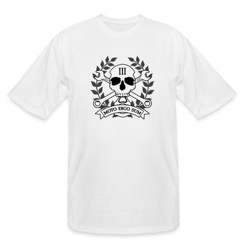 Moto Ergo Sum - Men's Tall T-Shirt