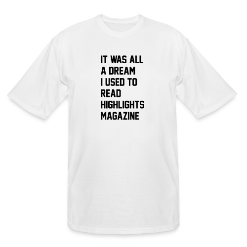 JUICY 1 - Men's Tall T-Shirt