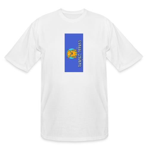 logo iphone5 - Men's Tall T-Shirt