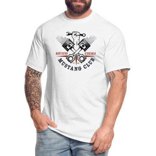 Crazy Pistons - Men's Tall T-Shirt