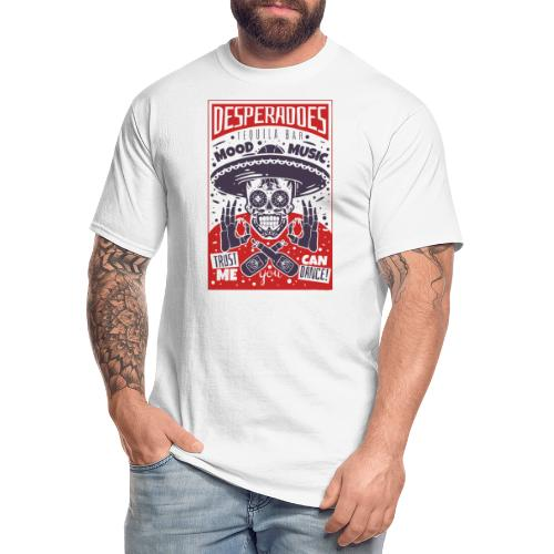 desperadoes mexican tequila - Men's Tall T-Shirt